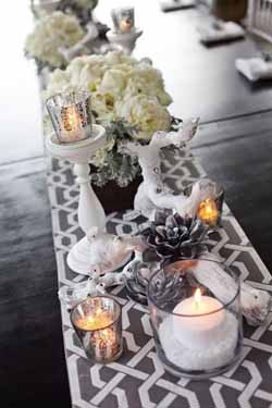 Winter wedding decoration ideas warm and cosy pin these images on pinterest winter wedding decorations winter wedding decorations winter wedding decorations junglespirit Image collections