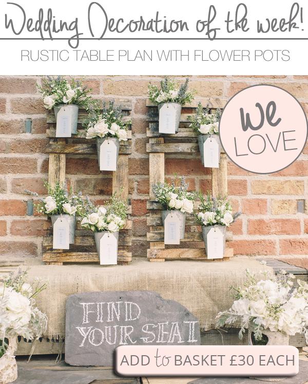 Wedding Table Plans Ideas: Rustic Wedding Table Plans