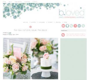 silver table runner tea light holders blush pink flowers wedding