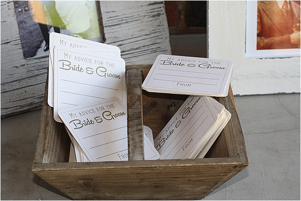 advice for the bride and groom coasters the wedding of my dreams