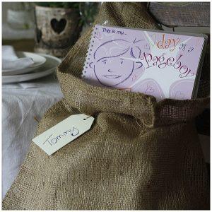 hessian wedding ideas burlpa sacks for childrens activities and games
