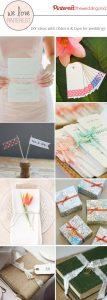 wedding ribbon ideas and tape ideas ribbon wedding invitations napkins gift wrapping