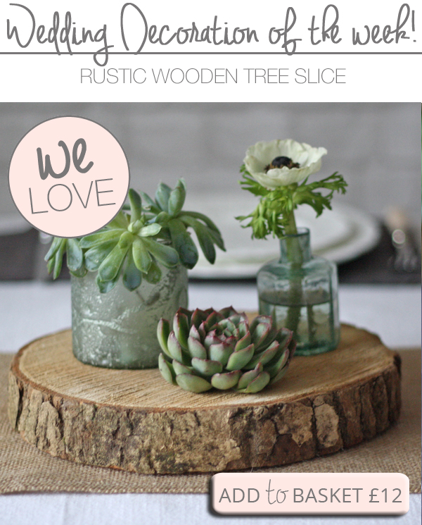 wooden tree slices for wedding centrepiece for sale copy