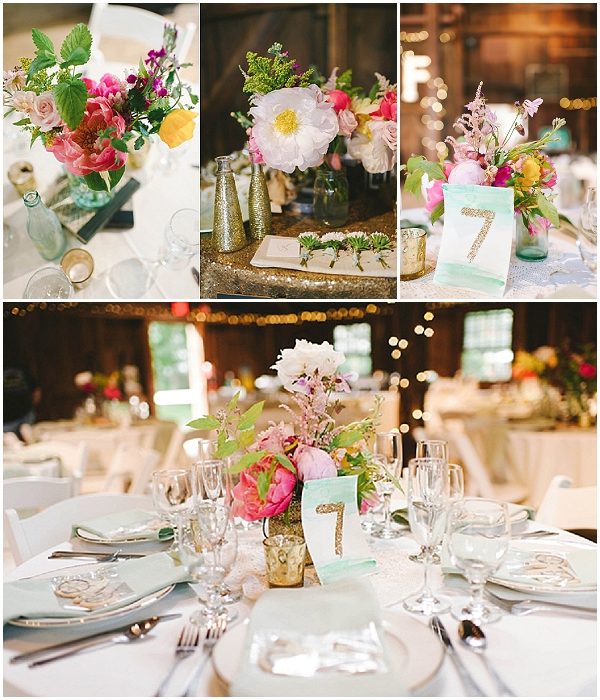 Rustic glamour wedding the of my dreamsthe