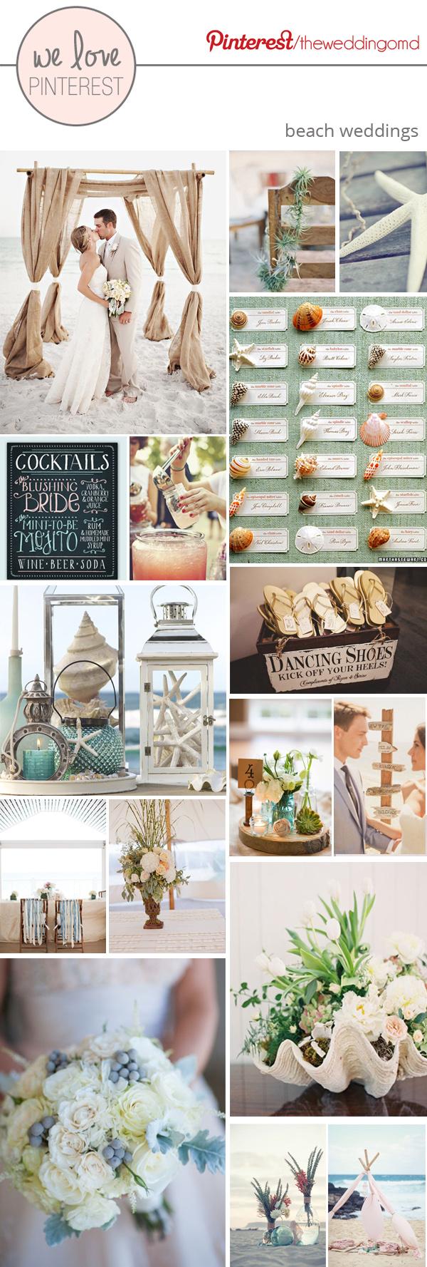 beach wedding ideas and inspiration