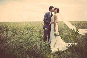 bride and groom cripps barn wedding