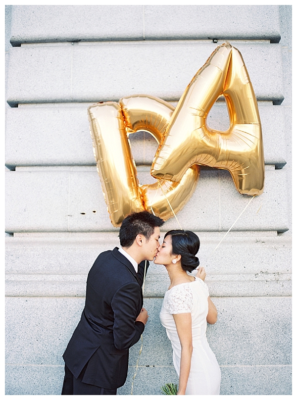 gold wedding balloons for sale initials