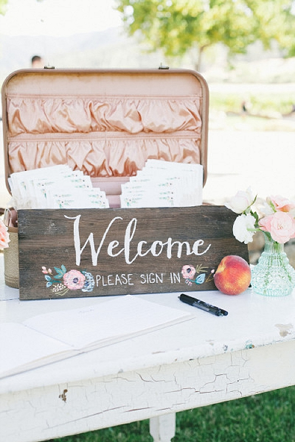 wedding ceremony signs ideas welcome (2)