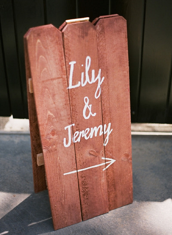 wedding ceremony signs ideas welcome