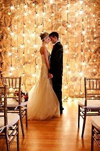 Christmas wedding ideas glitter and glamour (1)