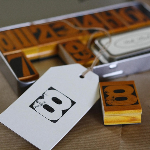 best rustic wedding table numbers ideas stamp numbers onto luggage tags