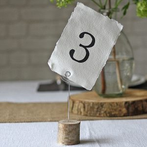 best rustic wedding table numbers ideas wooden tree branch table number holder