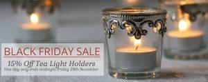black friday sale wedding tea light holders for all wedding styles