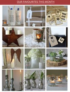 favourite winter wedding decorations this December