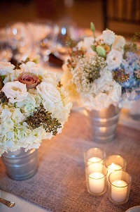 tea light holders for wedding centrepieces