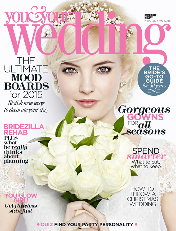 you and your wedding magazine 2015 wedding style guide trends