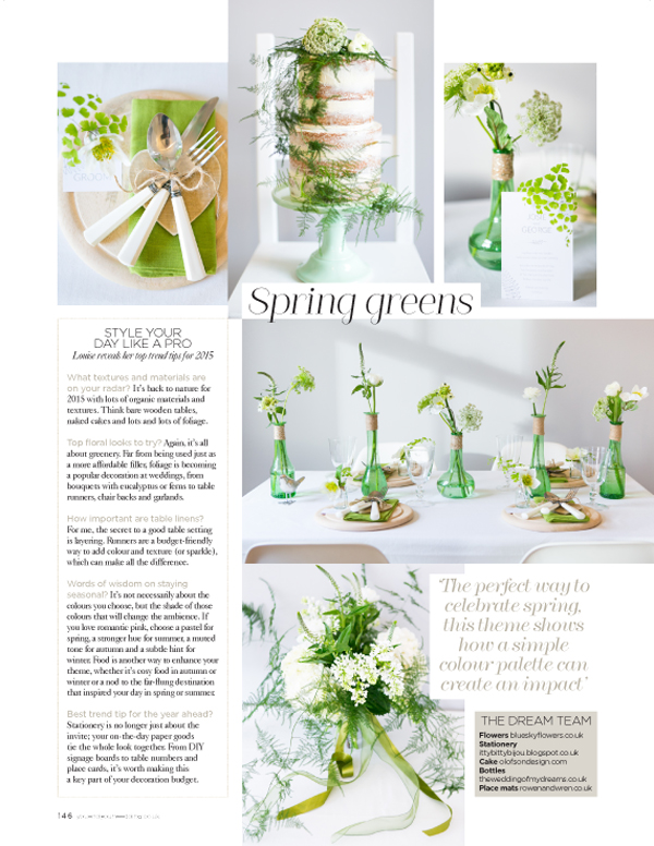 you and your wedding magazine 2015 wedding style guide wedding trends 2015 (2)