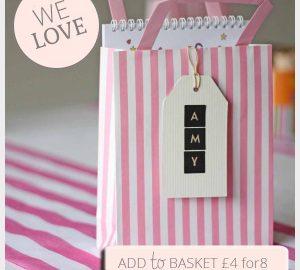 Gift Bags For Children's Wedding Activity Packs