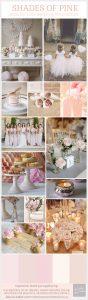 blush pink wedding ideas lovely decorations centrepieces and other ideas for blush pink weddings