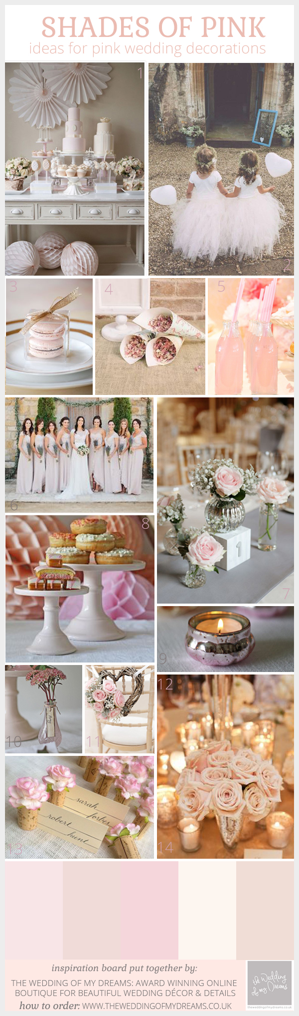 blush pink wedding ideas lovely decorations centrepieces and other ideas for blush pink weddings