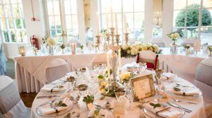 Warwick House Wedding Reception
