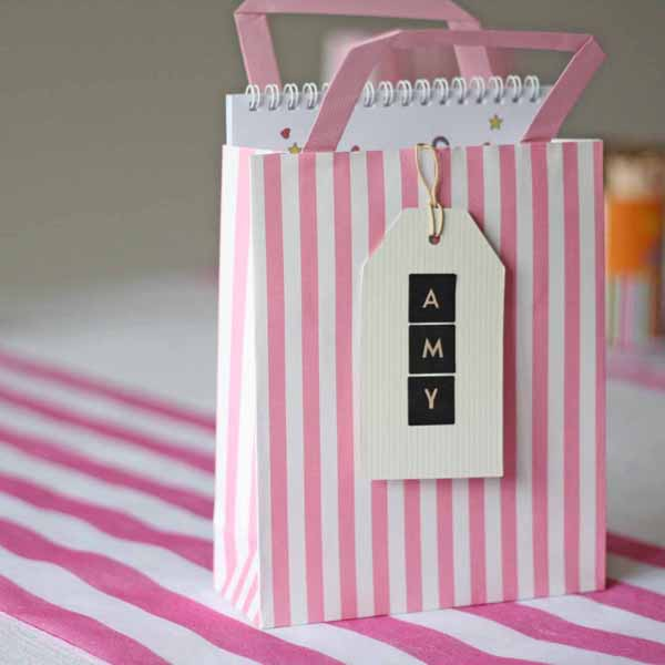Gift Bags For Childrens Wedding Activity Packs
