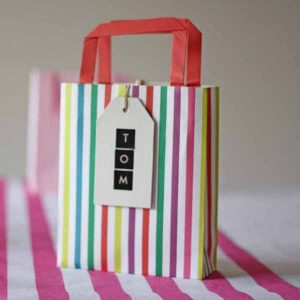childrens wedding activity packs party bags