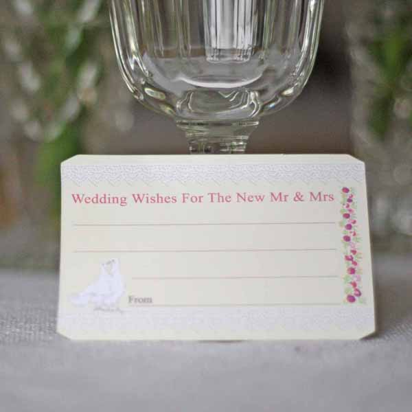 wedding wishes for the new mr and mrs cards