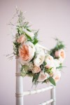 chair back ideas for summer weddings beautiful flower garlands of david austin roses