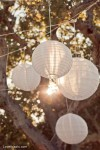 white paper lanterns  available from www.theweddingofmydreams.co.uk