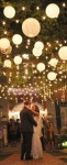 paper lanterns and lights for weddings available from www.theweddingofmydreams.co.uk