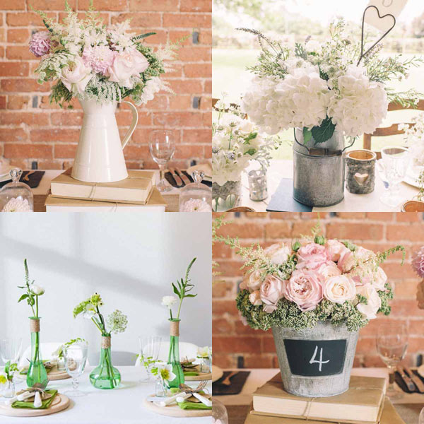 summer wedding decoration ideas centrepieces