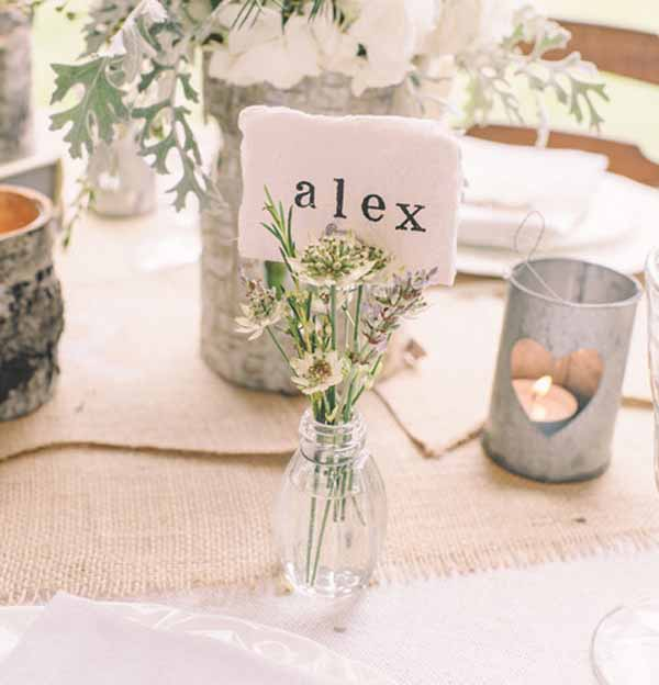 Wedding Place Card Holder Ideas: The Wedding Of My DreamsThe