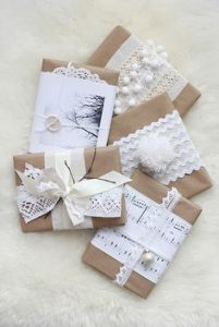cute ways to wrap bridesmaids gifts