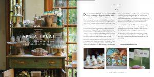take a treat - wedding dessert tables
