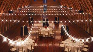 globe festival lights wedding ceiling decorations