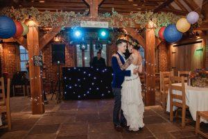 same sex wedding bright colourful rustic barn wedding decorations and ideas (3)