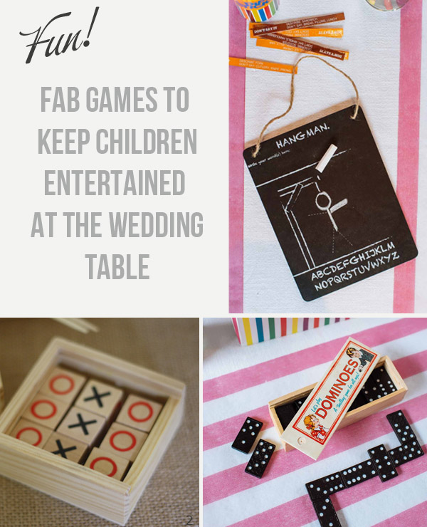 games for childrens wedding activity packs hangman noughts and crosses dominoes