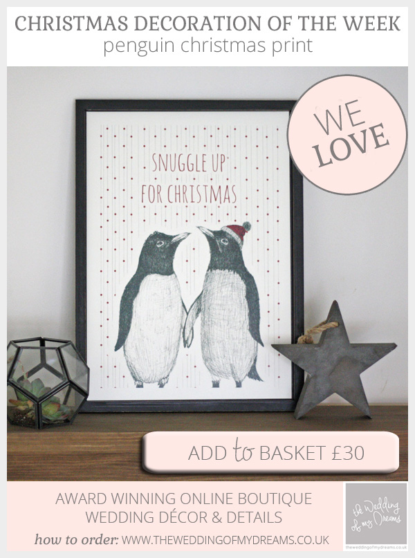 penguin christmas pictures - christmas gift idea