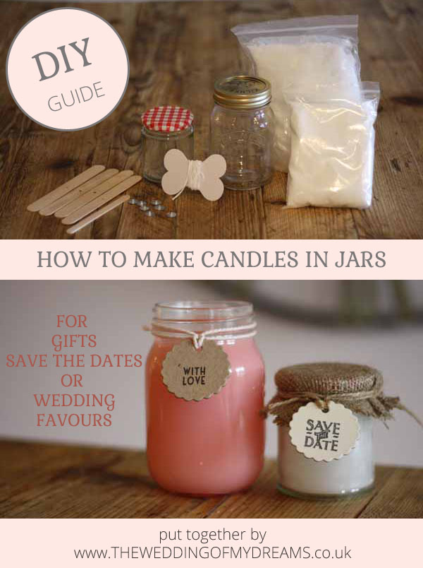 How To Make Candles In Jars Step By Step Guide