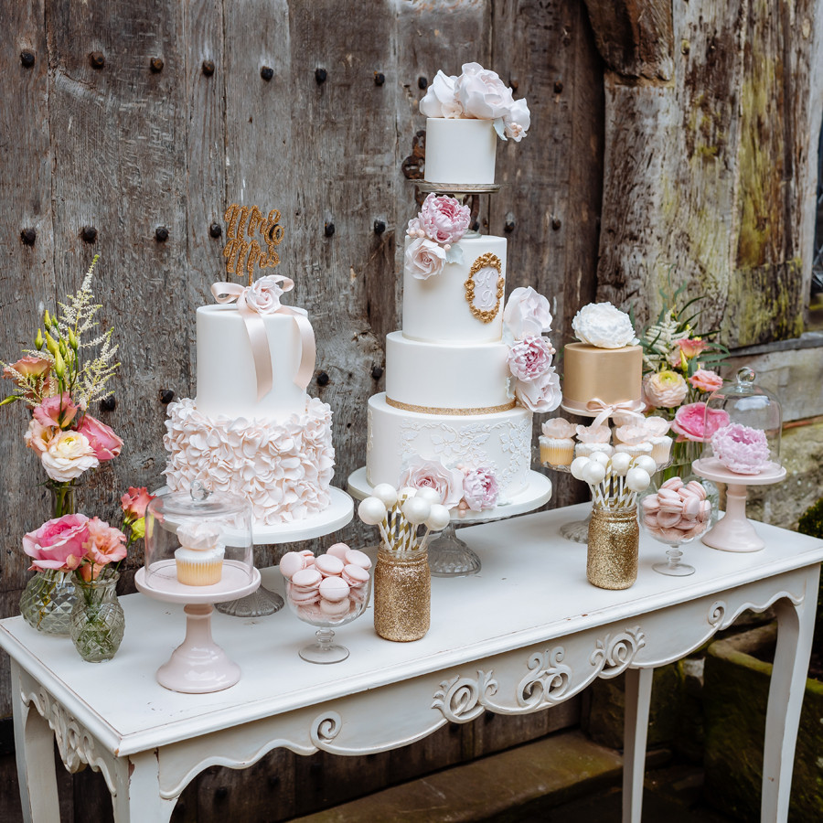 Diy Wedding Dessert Tables: The Wedding Of My DreamsThe Wedding Of