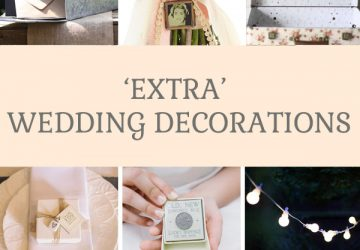 EXTRA wedding decorations available from @theweddingomd