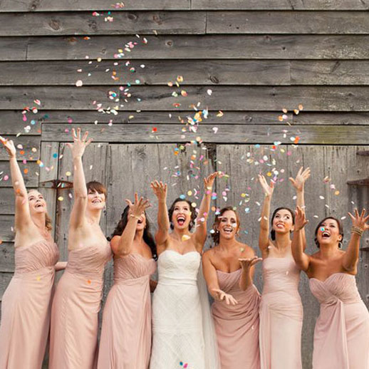 Ways To Use Petals At Your Wedding
