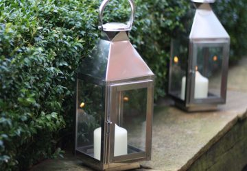 silver lanterns for weddings - The Wedding of My Dreams: BLOG