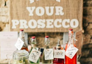 pimp your prosecco bar