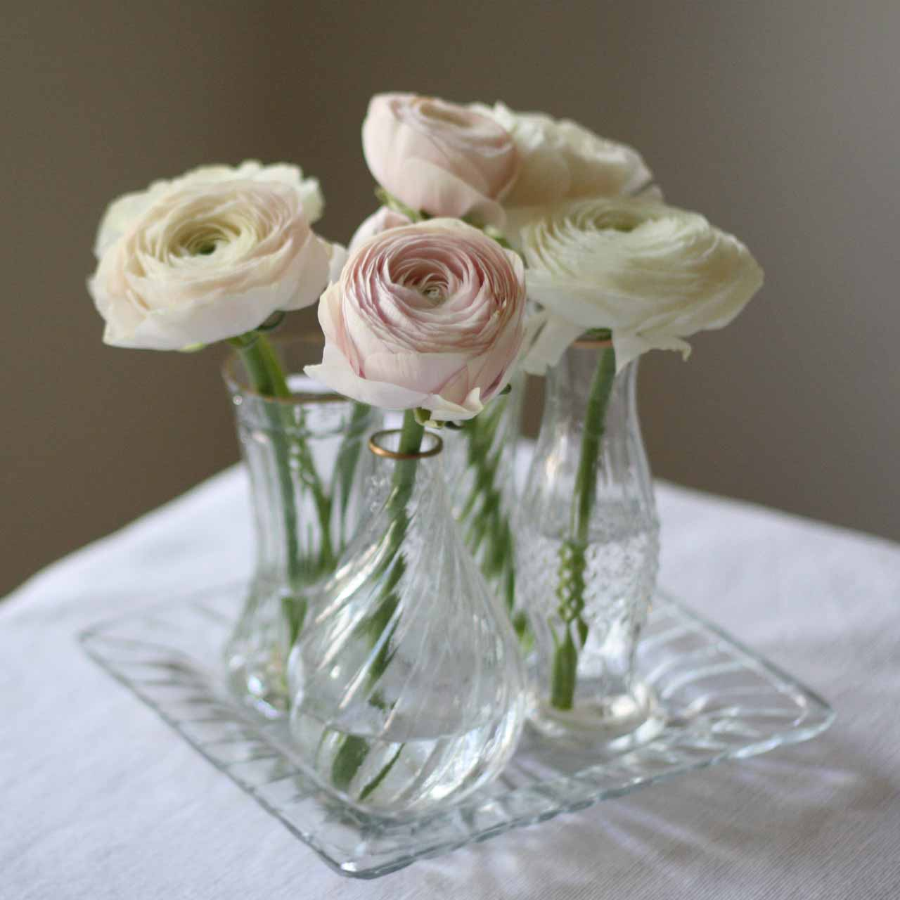 Glass vases with gold rims wedding centrepiece groupings reviewsmspy