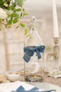dusky blue wedding ideas