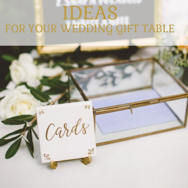 Unique Wedding Gift Table : wedding gift table 2c unique wedding ideas 2c planning your wedding ...