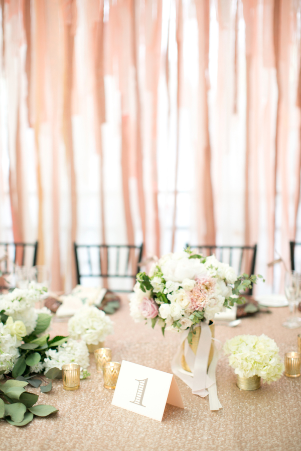 Top Tips For Wedding Venue Decorations Backdrops for the top table