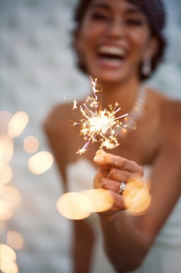 Sparklers at weddings - available from @theweddingomd